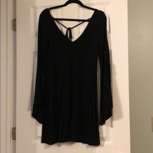 American Eagle Long sleeve Boho Dress